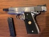 Springfield Full Size Stainless Steel 1911