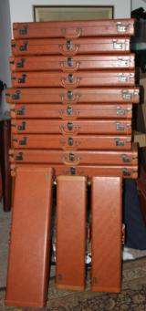 Browning Tolex Cases Superposed & A5 Cases - THE MOTHER LOAD!