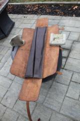 H.H. Heiser Leather Satchel Style Gun Case -- 13 of 15