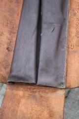 H.H. Heiser Leather Satchel Style Gun Case -- 14 of 15