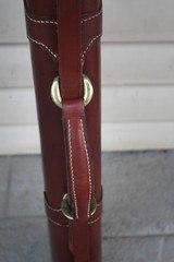 Vintage Red Head Two Barrel Shotgun Case - NICE! - 6 of 14