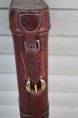 Vintage Red Head Two Barrel Shotgun Case - NICE! - 11 of 14