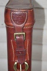 Vintage Red Head Two Barrel Shotgun Case - NICE! - 4 of 14