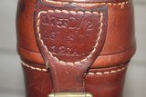 Vintage Red Head Two Barrel Shotgun Case - NICE! - 5 of 14