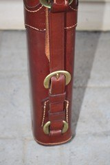Vintage Red Head Two Barrel Shotgun Case - NICE! - 7 of 14