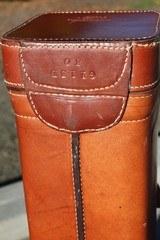 Vintage Lyon & Coulson Two Barrel Shotgun Case - 8 of 14