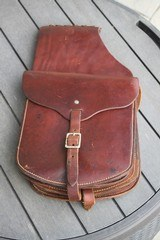 George Lawrence Saddle Bags - NICE!