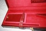 Mannlicher Renato Gamba Leather Shotgun Case - Made in Italy - 9 of 10