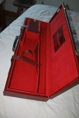Mannlicher Renato Gamba Leather Shotgun Case - Made in Italy - 7 of 10