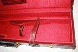 Mannlicher Renato Gamba Leather Shotgun Case - Made in Italy - 8 of 10