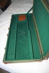 Franchi Two Barrel Shotgun Case - Made in Italy