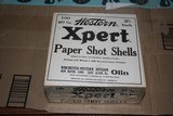 Western Xpert 20ga 100 count Two Piece Shotgun Shell Box - SEALED