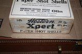 Western Xpert 20ga 100 count Two Piece Shotgun Shell Box - SEALED - 2 of 8