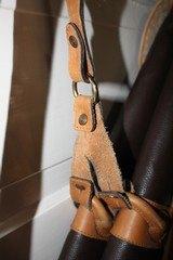 Leather Full Length Two Gun English Style Shotgun Cases - 15 of 18