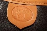 Leather Full Length Two Gun English Style Shotgun Cases - 18 of 18