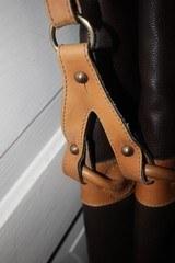 Leather Full Length Two Gun English Style Shotgun Cases - 16 of 18