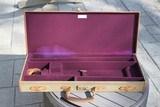 Brady Canvas and Leather Two Barrel Shotgun case
