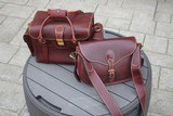 Holland Sport Leather Range Case And Shell Bag - 1 of 15