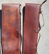 Leather Gun Cases Redhead And George Lawrence - 9 of 11