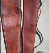 Leather Gun Cases Redhead And George Lawrence - 10 of 11