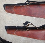 Leather Gun Cases Redhead And George Lawrence - 7 of 11