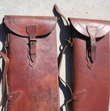 Leather Gun Cases Redhead And George Lawrence - 5 of 11