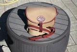 Galco Canvas and Leather Shell Bag