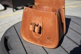 Mulholland Bros Leather Shell Bag - 2 of 6