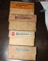 Winchester, UMC, Remington Rifle ammo