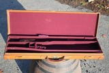 Abercrombie & Fitch Winchester Model 21 Two Barrel Shotgun Case - NICE!
