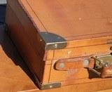Vintage Leather Shotshell Case - 2 of 10