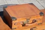 Vintage Leather Shotshell Case - 1 of 10