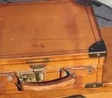 Vintage Leather Shotshell Case - 4 of 10