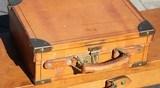 Vintage Leather Shotshell Case - 3 of 10