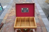 Abercrombie & Fitch Oak and Leather Shotshell Case - Purdey - 10 of 14
