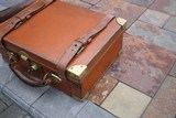 Abercrombie & Fitch Oak and Leather Shotshell Case - Purdey - 3 of 14
