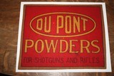 DuPont Powders Counter Felt