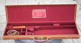 English Leather O/U Shotgun Case