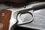 Colt Combat Commander 70 Series Satin Nickel in Box - 5 of 19