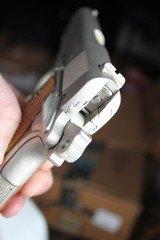Colt Combat Commander 70 Series Satin Nickel in Box - 15 of 19