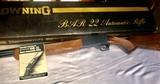 Browning BAR 22 Long Rifle