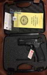 New Old Stock Smith and Wesson MP 22 Pistol
