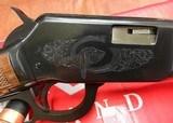 Winchester 9422 High Grade 22 LR. SR Lever Rifle - 11 of 11