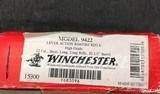 Winchester 9422 High Grade 22 LR. SR Lever Rifle - 3 of 11