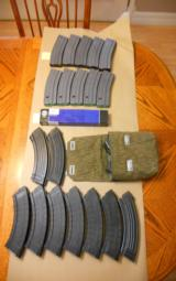 AK-47 | AR-15 | FN USA Mags! 50 ROUND! 30 ROUND!