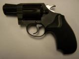 Colt Agent revolver .38 special