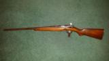 Winchester Model 56 Sporter .22 short only - 1 of 6