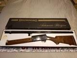 Browning A-5 12 Gauge Magnum