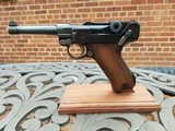 German WWII G date Luger
