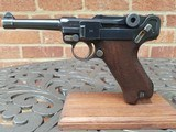 1937 Mauser S/42 Luger P-08 - 2 of 15